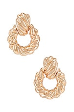 petit moments Midas Earring in Gold