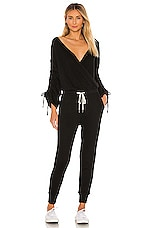 n:philanthropy Ketel Jumpsuit in Black