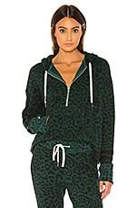 n:philanthropy Hickory Sweatshirt in Beetle Leopard