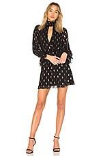 Parker Shelli Dress in Black