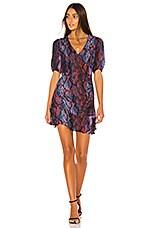 Parker Soliana Dress in Serpentina