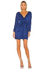 Parker Linda Dress in Ultramarine