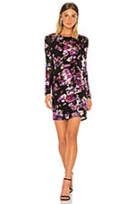 Parker Briza Dress in Abby Floral
