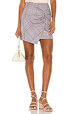 Parker Montaigne Skirt in Peggy Plaid