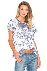 Mara Top en Bright White