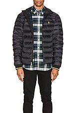 Polo Ralph Lauren Lightweight Packable Down Jacket in Polo Black