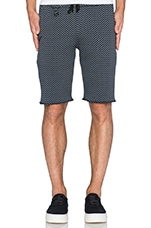 Fitzgerald Short in Charcoal