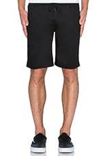 Hefner Short in Black