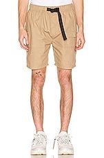 Publish Guy Shorts in Tan