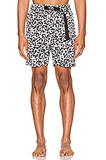 Publish Cheet Shorts in White