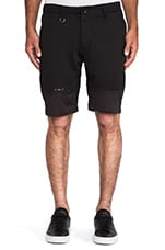 MONO Shane Short in Black