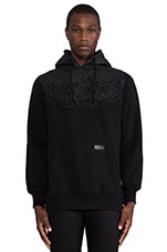 Publish Gorgon Hoodie in Black