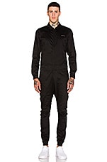 Mono Phantom One Piece Jogger en Noir