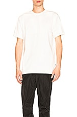 Publish Brantley Knit Tee in White