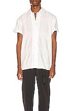 Publish Baz Shirt in White