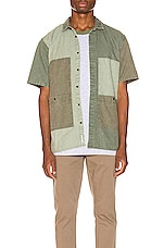 Publish Lix Button Up in Olive
