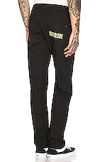 Pleasures Unholy Twill Chino Pant in Black