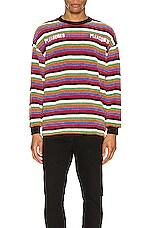 Pleasures Success Sweater in Multi