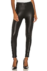 Liquid Legging in Black