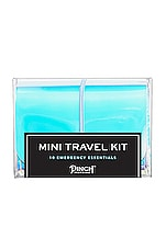 Pinch Provisions Mini Travel Kit in Blue Hologram