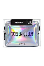 Pinch Provisions Screen Queen Tech Kit in Silver Hologram