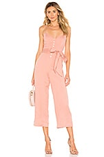 Privacy Please Lena Jumpsuit in Pink
