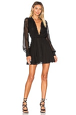 Privacy Please Easton Dress in Black