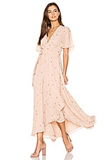 Privacy Please Krause Dress in Blush