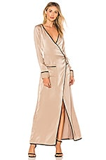 Privacy Please Westly Maxi in Macadamia