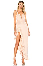 Privacy Please Clarissa Gown in Dusty Pink
