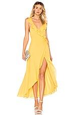 Privacy Please Fillmore Dress in Golden Sun