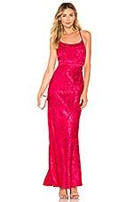 Privacy Please Mia Maxi Dress in Magenta Pink