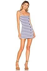 Privacy Please Sonoma Mini Dress in Blue Ombre