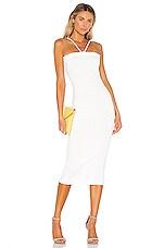 Privacy Please Escondido Midi Dress in Ivory