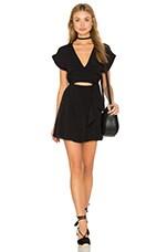 Tilla Dress in Black