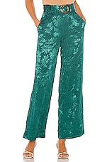 Privacy Please Tristan Pant in Green