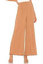 Privacy Please Dawson Pant in Brown Taupe