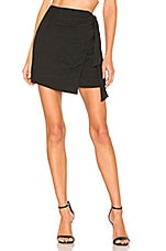 Privacy Please Pauline Skirt in Black