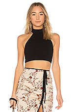 Privacy Please x REVOLVE Forts Crop Top in Black