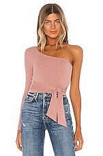Privacy Please Milan Top in Blush