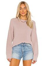 PISTOLA Eve Sweater in Dusty Rose