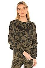 1e9654f7b36a8 Puma Rebel Legging in Olive Night & Gold Print | REVOLVE
