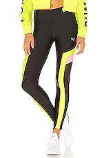 Puma Chase Legging in Puma Black