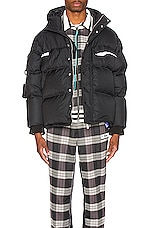Puma Select x Ader Down Puffer in Black