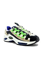 Puma Select X SANKUANZ Cell Endura Sneaker in Cloud Cream & Green Gecko