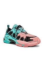 Puma Select LQD Cell Omega in Pink & Teal