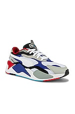 Puma Select RSX Cube RS-X3 Puzzle in Puma White & Dazzling Blue