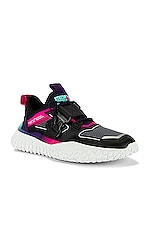 Puma Select Hi OCTN x NFS in Puma Black & Puma White & Pink Glo