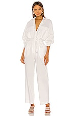 Piece of White Oliver Jumpsuit in White