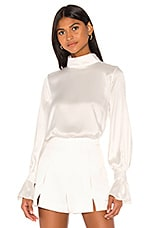 Piece of White Gisele Blouse in Ecru